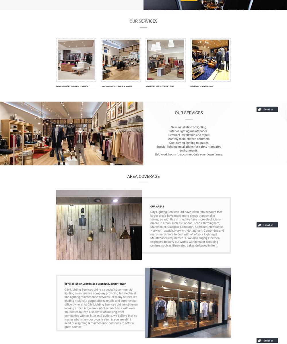 CLS web page capture